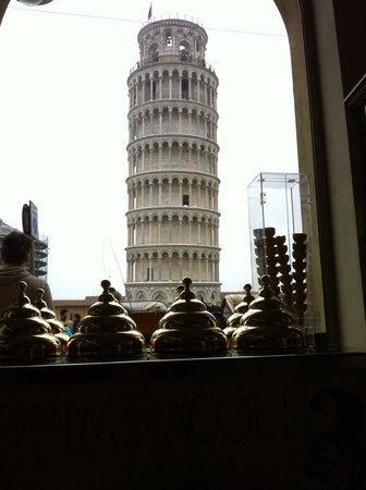 Relais I Miracoli B&B Pisa : Vista