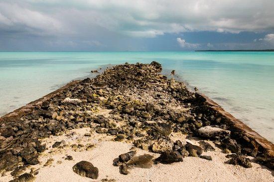 Akaiami: TEAL Dock Ruins & Lagoon