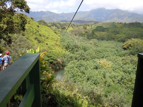 Kauai Backcountry Adventures : Beautiful Views