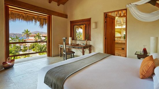 Viceroy Zihuatanejo: The Penthouse Suite is ideal for a romantic getaway.