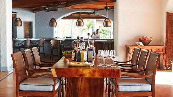 Viceroy Zihuatanejo: Age old tequila tastings