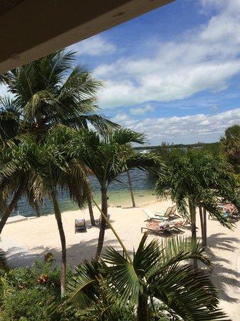 Hampton Inn Key Largo: View from our balcony