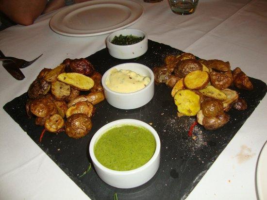Casa Cartagena Boutique Hotel & Spa: Cena