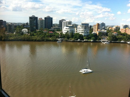 Stamford Plaza Brisbane: View from 14th floor