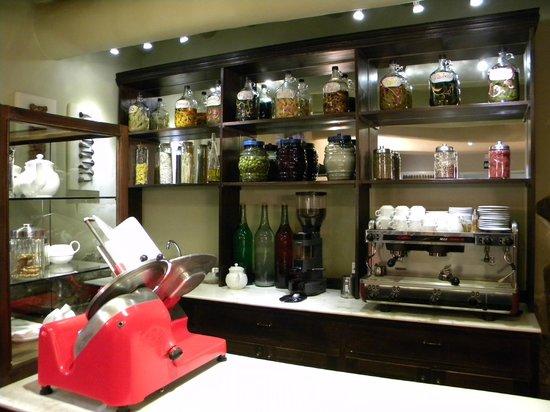 Casa Cartagena Boutique Hotel & Spa : Restaurante
