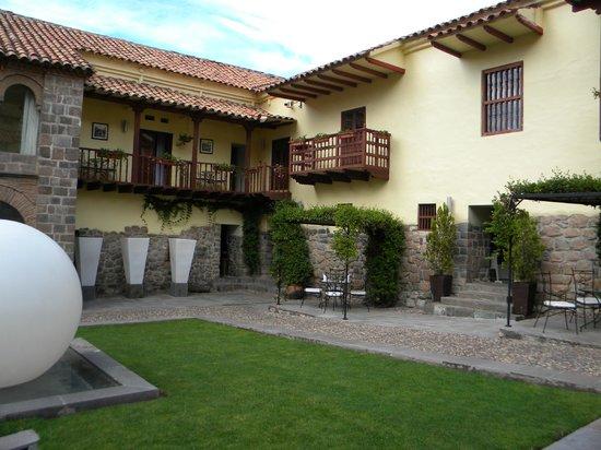 Casa Cartagena Boutique Hotel & Spa: Vista exterior de las habitaciones