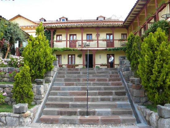 Casa Cartagena Boutique Hotel & Spa: Exterior de las habitaciones
