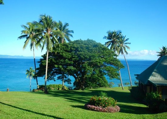 Nakia Resort & Dive: View from our bure