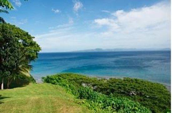 Nakia Resort & Dive: views everywhere you walk