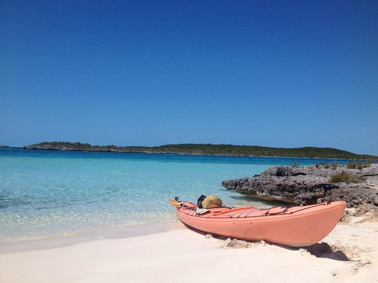 Breezy Hill Exuma Bahamas: Cay