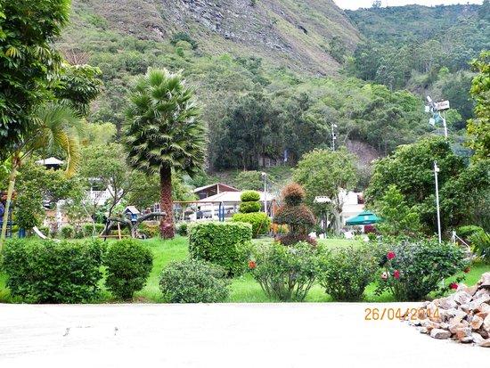 Choachí, Colombia: Jardines