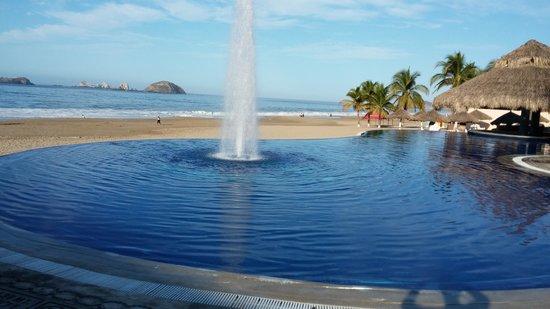 Posada Real Ixtapa: Alberca principal