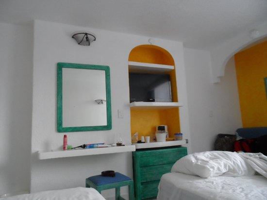 Posada Real Ixtapa: Habitación