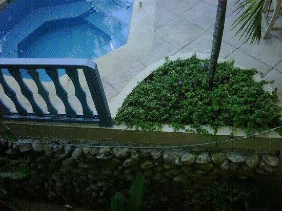 Hotel Casona de la Isla: View from room 116