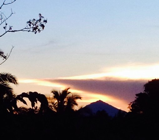 Bali Mountain Retreat : Sunrise