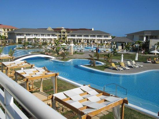 Paradisus Princesa del Mar Resort & Spa: pool royal service