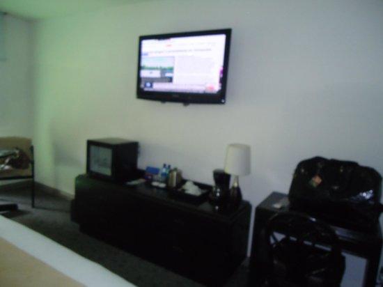 Riande Aeropuerto: outro ângulo do apartamento