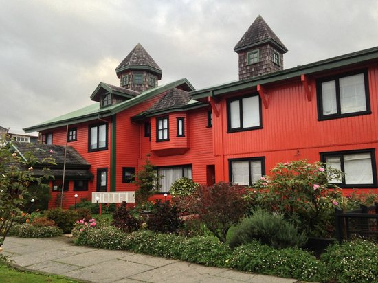 Hotel Weisserhaus: Impecable y hermosa arquitectura