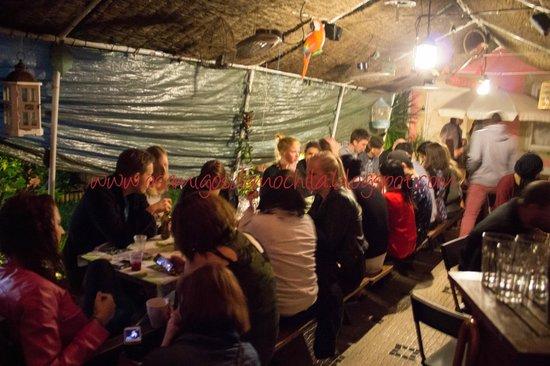 Alfama Patio Hostel : BBQ