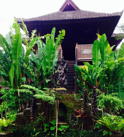 Bali Mountain Retreat: Yoga & meditation studio