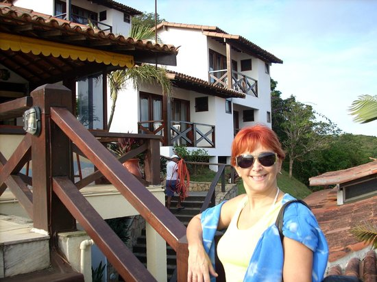 Hotel Ilha Branca Inn : linda posada