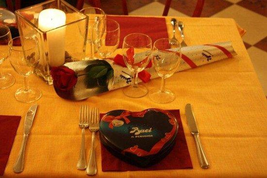 Trattoria Da Bruno : San Valentino 2014