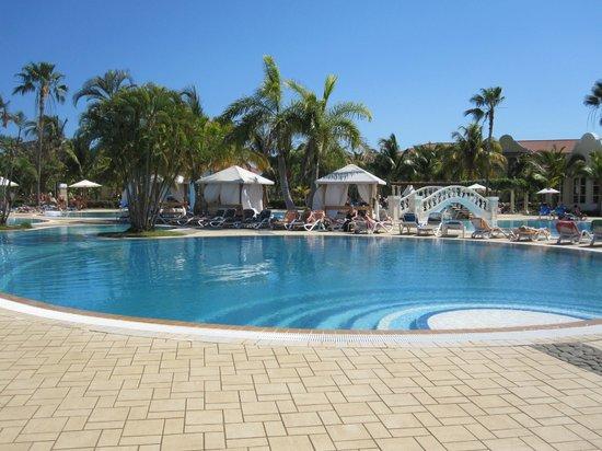 Paradisus Princesa del Mar Resort & Spa: regular side pool
