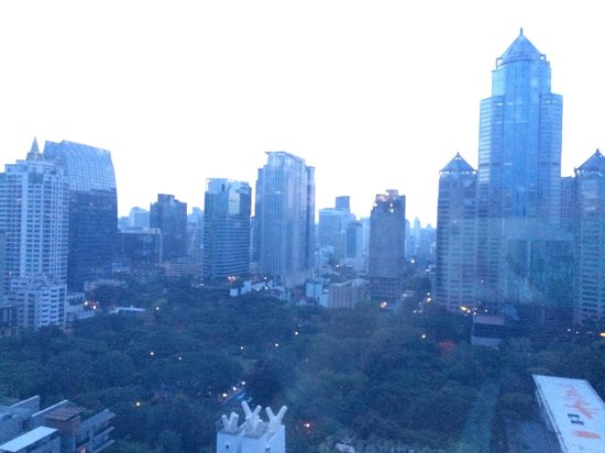 Hotel Muse Bangkok Langsuan - MGallery Collection: Another view from room