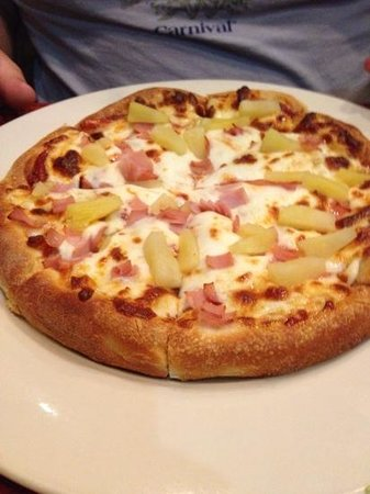 Cities Grill & Bar: Pizza!!