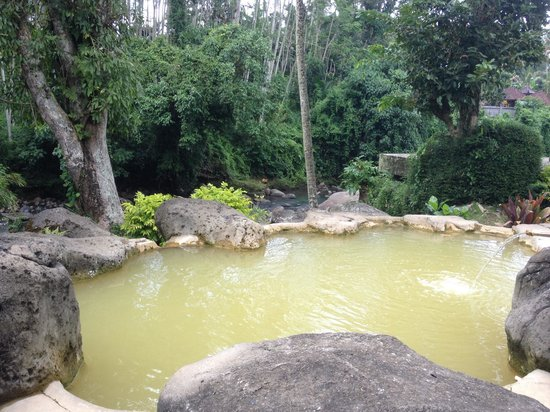 Bali Mountain Retreat: Hot springs