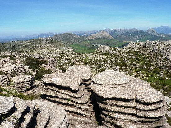 Paraje Natural Torcal de Antequera: El Torcal Nature Park