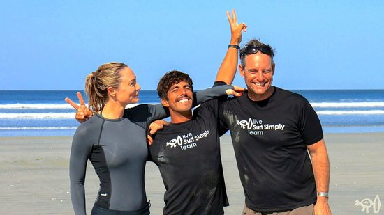 Surf Simply: Top notch staff