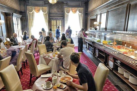 Grand Royale London Hyde Park: Breakfast Room 2