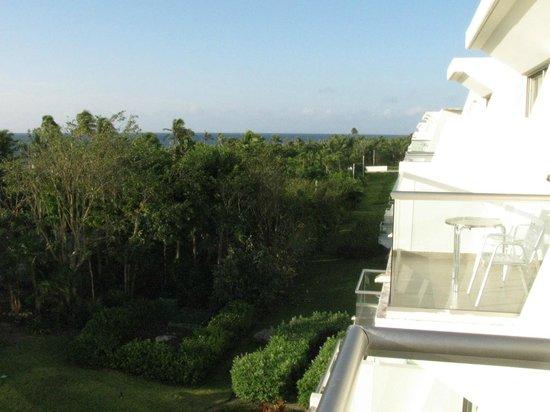Grand Sirenis Riviera Maya Resort & Spa: View from top floor
