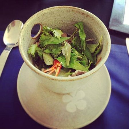 Sojourn Boutique Villas : Pho - made to order breakfast!