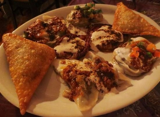 Khyber Pass: Deliciously interesting appetizer plate