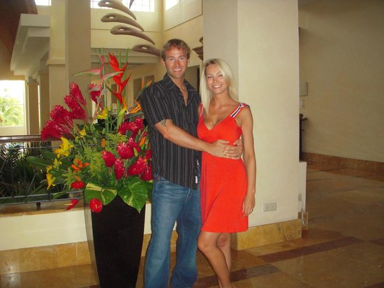 Excellence Playa Mujeres: fresh flowers