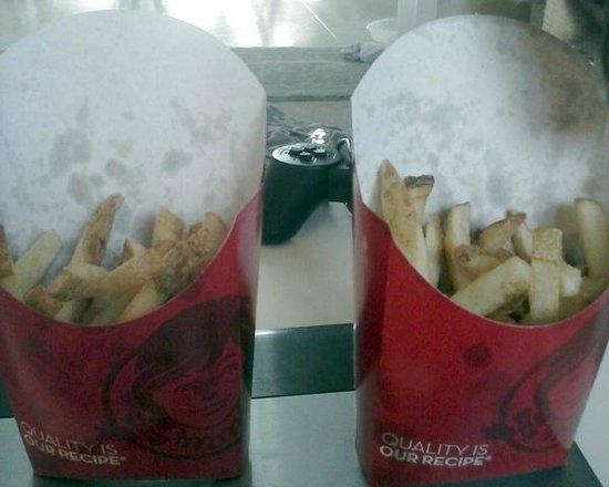 Wendy's: fries