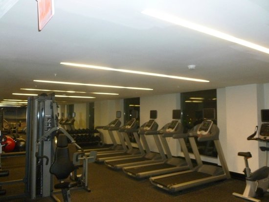 Wyndham Panama Albrook Mall: El gym