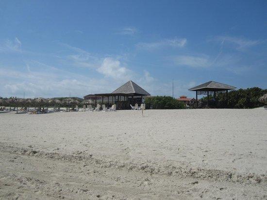 Paradisus Princesa del Mar Resort & Spa: Royal service beach