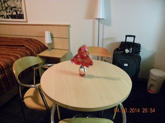 Punta Trouville Hotel: Mimo de Páscoa