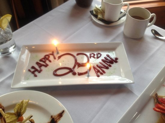 Rustica Steak House : 23 Anniversary