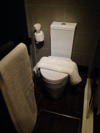 AMOY by Far East Hospitality: Toilet