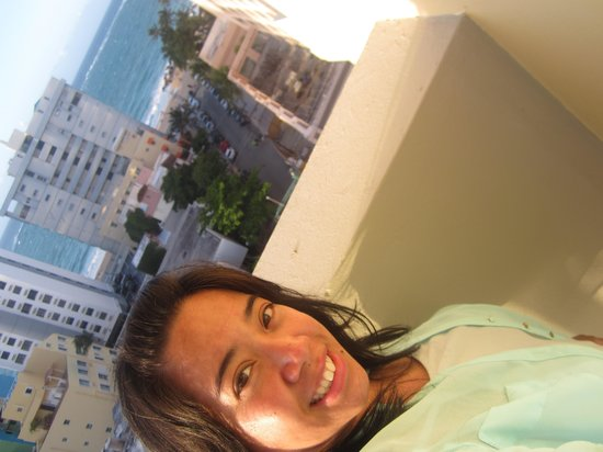 BEST WESTERN PLUS Condado Palm Inn & Suites: small ocean view