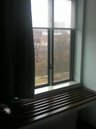 SpringHill Suites Alexandria Old Town/Southwest: Window