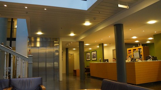 Hotel Reykjavik Centrum: Lobby