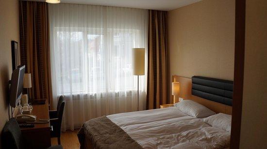 Hotel Reykjavik Centrum: Hotell-rommet