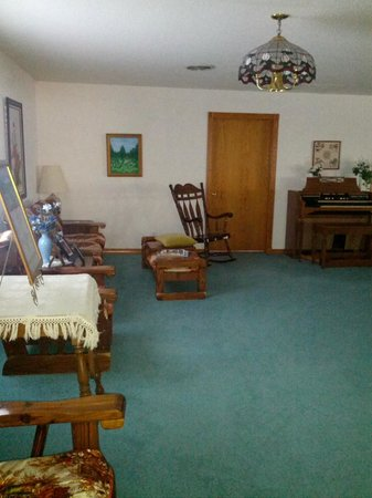 Sisson's Country Inn : Suite