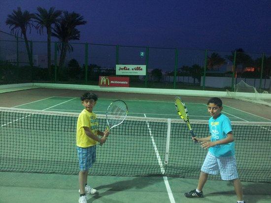 Maritim Jolie Ville Golf & Resort: Tennis courts