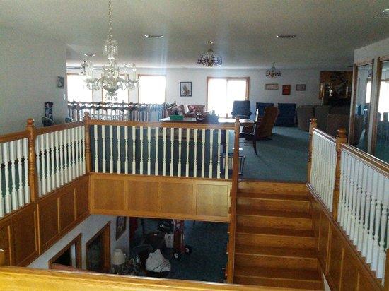 Sisson's Country Inn : Social area